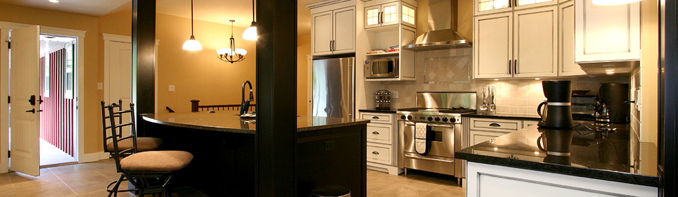 beautiful & functional kitchen renovations...
